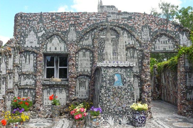 Raymond Isidore's La Maison Picassiette