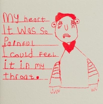 Peter Andrews, 'Heart in Throat'