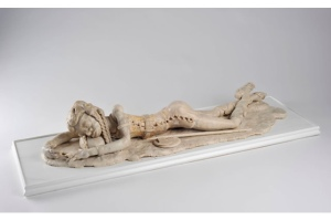 Sleeping Brunnhilde | Derbyshire Probation Service, The Anne Peaker Platinum Award for Sculpture