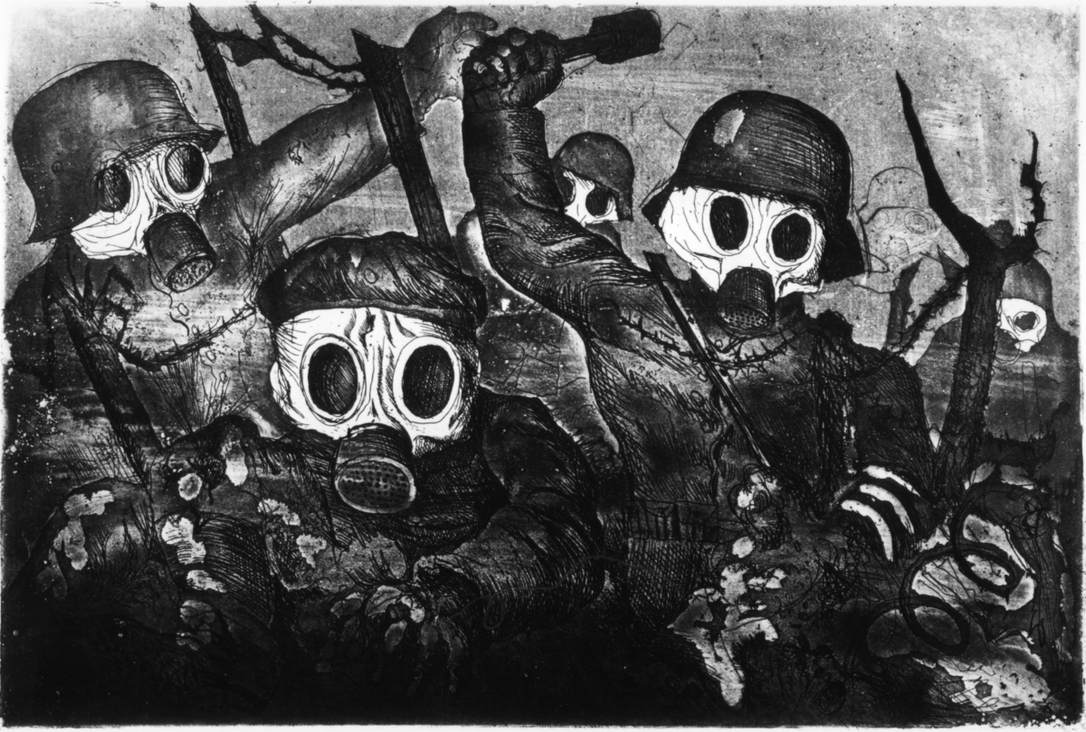 Otto Dix: The 'Madne...
