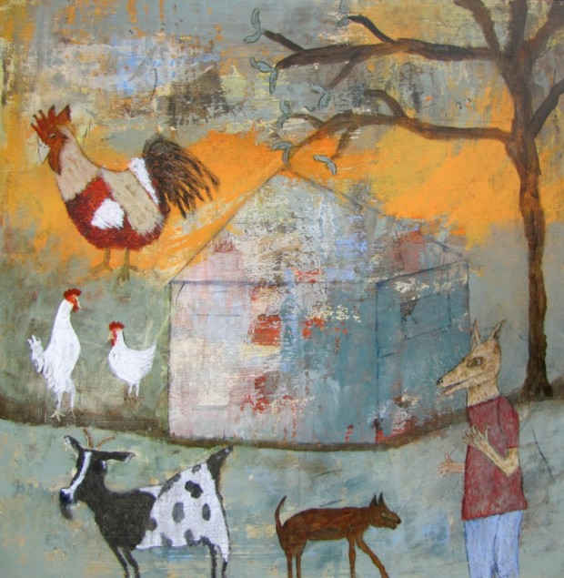 Judy Shreve, Trouble in the hen house