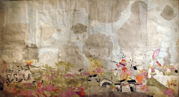 Henry Darger [courtesy of www.carlhammergallery.com]