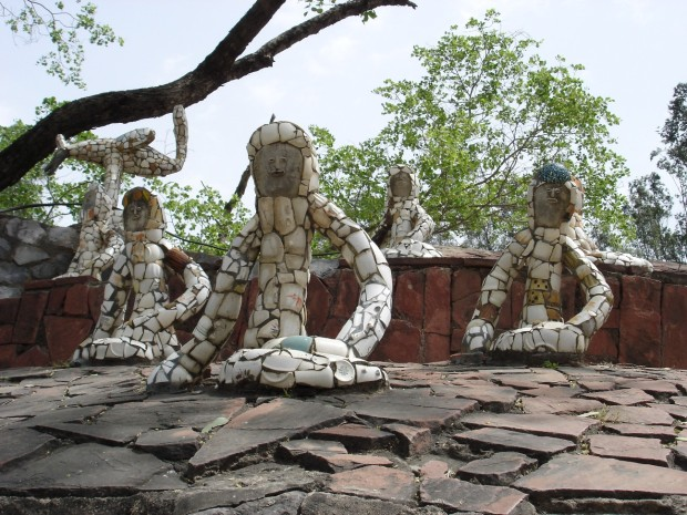 Nek Chand's Rock Garden