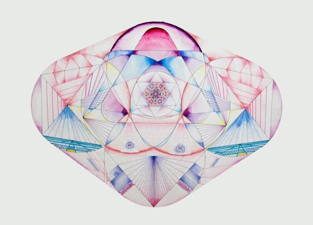 Daniel, Pink Metatronic Circuit 3