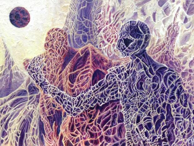 Frank Heiler, The Burning Maelstrom
