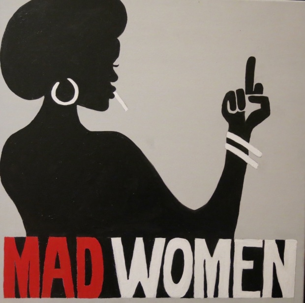 Mad Women Susan Spangenberg 2015