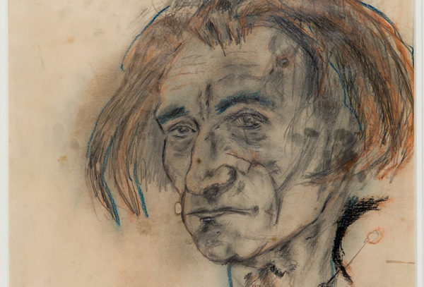 artaud-self-portrait2