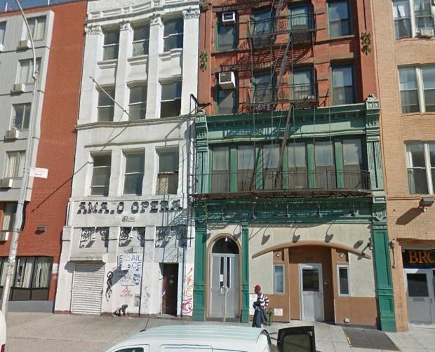 317 Bowery NYC